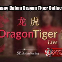 Peluang Menang Dalam Dragon Tiger Online Yang Mudah